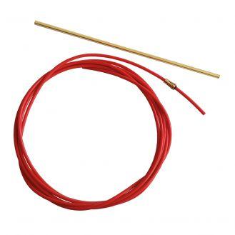 Tub de ghidare sarma aluminiu 0.8-1-1.2 mm Deca 010746, lungime 3 m