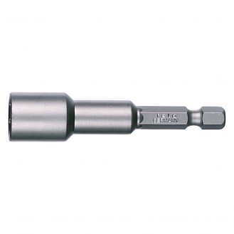 Cheie tubulara Felo 03910010, HEX10, L 66 mm, prindere hexagonala E6.3