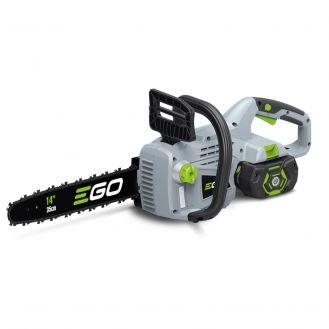 Drujba Ego Power CS1401E-K1252, cu acumulatori Li-Ion 56 V/2.5 Ah, 35 cm