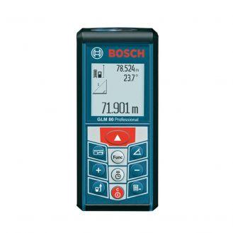 Telemetru laser Bosch GLM 80 C, 80 m