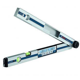 Goniometru si clinometru Bosch GAM 270 MFL, 30 m, 0-270 grade