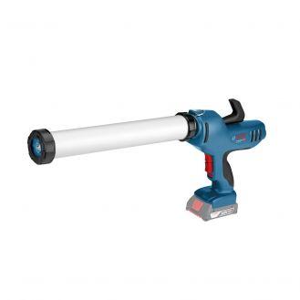 Pistol pentru etansare Bosch GCG 18V-600 Professional, compatibil cu acumulator LI-Ion 18 V, 3500 N