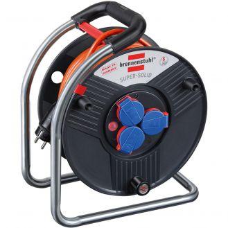 Prelungitor electric pe rola Brennenstuhl 1308240, 40 m, 3x2.5 mmp
