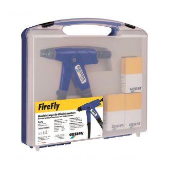 Set cleste manual pentru piulite-nit cu guler Gesipa FIREFLY BOX, in cutie de transport si accesorii