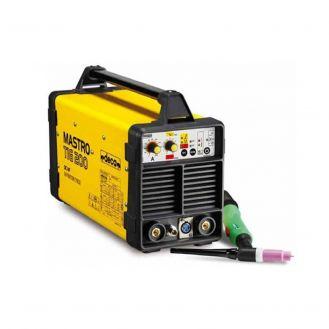 Aparat sudura TIG / MMA Deca MASTROTIG200, 200 A, electrozi 1.6-4  mm, cu accesorii TIG