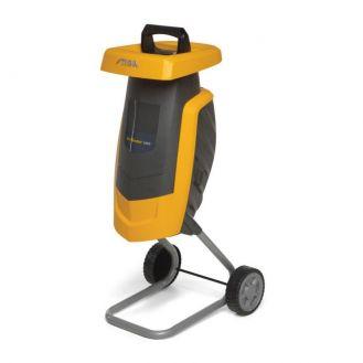Tocator crengi electric Stiga Bio Master2200, 2200 W, 230 V, 4 cm diametru taiere
