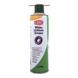 Vaselina alba cu litiu CRC 30515-AB, WHITE LITHIUM GREASE, 500 ml