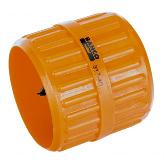 Debavurator din plastic Bahco 317-40, pentru tevi cu diametre cuprinse intre 3 - 40 mm