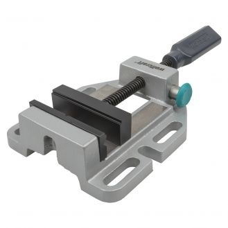 Menghina mecanica fonta Wolfcraft 3423000, latime bacuri 85 mm, deschidere 80 mm cu buton pentru deschidere rapida
