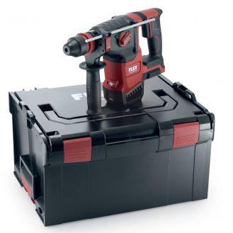 Ciocan rotopercutor compatibil cu acumulatori 18V Li-ion Flex CHE 2-26 18.0-EC, gaurire maxima beton 26 mm