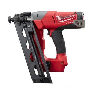 Pistol de batut cuie Milwaukee M18CN16GA-0 compatibil cu acumulatori Li-Ion 18 V, 1.6 mm