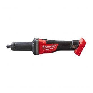 Polizor drept Milwaukee M18FDG-0X, compatibil cu acumulatori Li-Ion 18 V, 6/8 mm, 27000 rpm, cutie HD