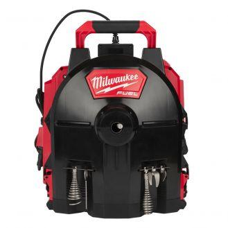 Masina de curatat tevi Milwaukee M18FFSDC16-0, compatibila cu acumulator Li-Ion 18 V, diametru spirala 16 mm