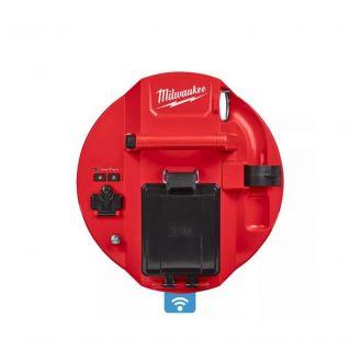 Hub inteligent de inspectie canalizare Milwaukee M18 SISH, compatibil cu acumulator Li-Ion M18, 500 GB