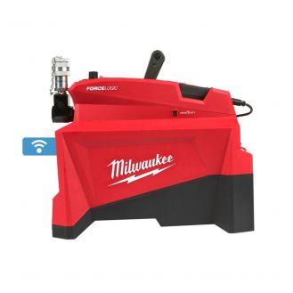 Pompa hidraulica utilitara Milwaukee M18 HUP700-121, cu 1 acumulator Li-Ion 18 V / 12.0 Ah, 700 bar