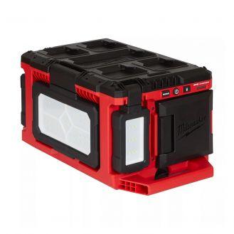Proiector LED cu incarcator Milwaukee M18 POALC-0, compatibil cu acumulatori Li-Ion 18 V, 3000 lm