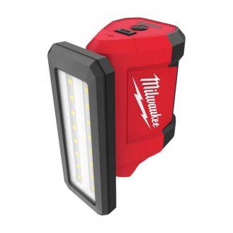 Proiector pivotant LED Milwaukee M12PAL-0, compatibil cu acumulatori Li-Ion 12 V, 700 lm