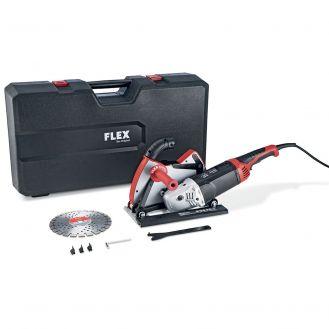Masina de taiat cu disc diamantat Flex DCG L 26-6 230 Set, 494631, 230 mm