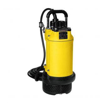 Pompa submersibila pentru ape murdare Wacker Neuson PS 2-3703 400V/50Hz, putere 3700 W, debit 450 l/min, inaltime refulare 35.5 m