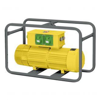 Convertizor electronic de frecventa si tensiune Wacker Neuson FU5Z/200SW, pentru functionare pe conexiuni de 42 V AC, curent iesire 69 A