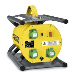 Convertizor electronic de frecventa si tensiune Wacker Neuson FUE6/042/200, pentru functionare pe conexiuni de 42 V, curent iesire 53 A