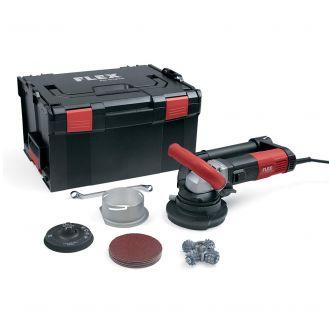Polizor unghiular Flex RECTEFLEX RE 16-5 115 kit buciardare cu varfuri plate, 505013, 115 mm, 1600 W