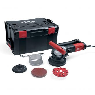 Polizor unghiular Flex RECTEFLEX RE 16-5 115 kit E-Jet, 505048, 115 mm, 1600 W