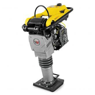 Mai compactor Wacker Neuson BS50-4As 11PL EU 40, motor pe benzina 4T, forta de impact 16 kN, greutate 65 kg