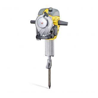 Ciocan demolator Wacker Neuson BH55 27x80, motor benzina 2T, sistem prindere 27x80 mm, forta de impact 55 J, 25 kg