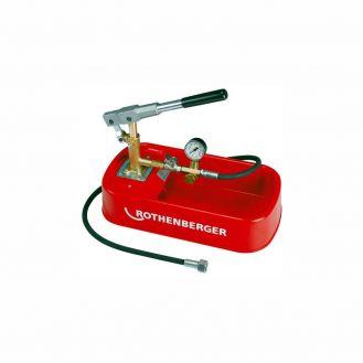 Pompa testare manuala Rothenberger 61130 RP30, 0-30 bar