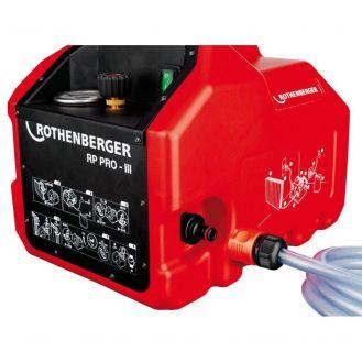 Pompa de testare electrica Rothenberger 61185 RP PRO II, 0-40 bari, 230 V