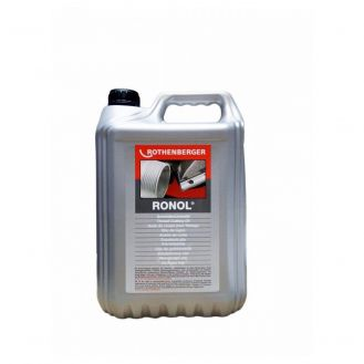 Ulei de filetat RONOL mineral, bidon 5 l, Rothenberger 65010