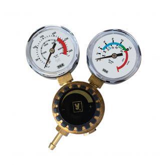 Regulator presiune gaz cu 2 manometre pentru butelie reincarcabila Telwin 722114 DK-N-NL-S-SF