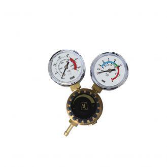 Regulator presiune gaz cu 2 manometre pentru butelie reincarcabila Telwin 722119