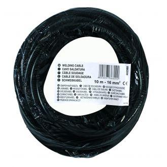 Cablu de sudura Telwin 802574, sectiune 10 mm2, lungime 10 m