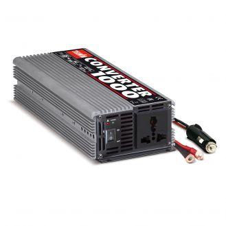 Convertor 12-230 V Telwin CONVERTER 1000, putere maxima 2000 W