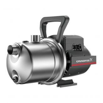 Pompa de suprafata autoamorsanta Grundfos JP 4-47, 850 W, debit 4000 l/h, inaltime refulare 47 m, monofazata