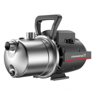 Pompa de suprafata autoamorsanta Grundfos JP 4-54, 1130 W, debit 4000 l/h, inaltime refulare 50 m, monofazata