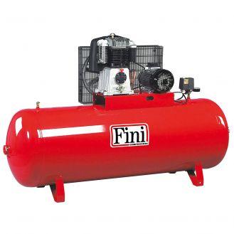 Compresor de aer Fini BK119-500F-7.5, 500 l, 5.6 kW, 10 bar, 840 l/min