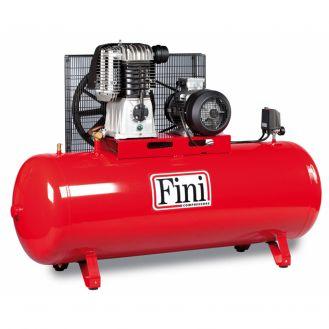 Compresor de aer Fini BK120-500F-10, 500 l, 7.5 kW, 10 bar, 1080 l/min