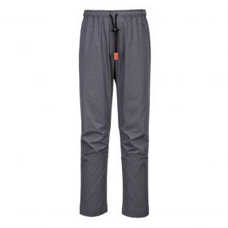 Pantaloni Portwest MeshAir Pro C073SGRXXXL, culoare gri, marime XXXL, talie normala