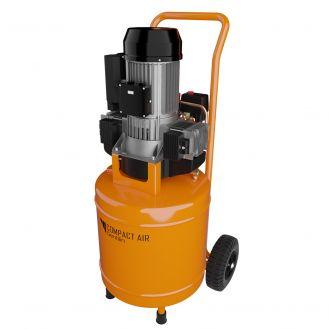 Compresor de aer fara ulei Gentilin C330/50, 50 l, 2200 W, 10 bar, 330 l/min