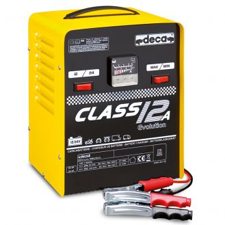 Redresor baterii Deca CLASS12A, tensiune incarcare 12/24 V, capacitate baterii Pb/AGM 15-140 Ah