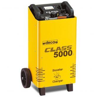Redresor baterii si robot de pornire Deca CLASSBOOSTER5000, tensiune incarcare 12/24 V, capacitate baterii Pb/AGM 35-800 Ah