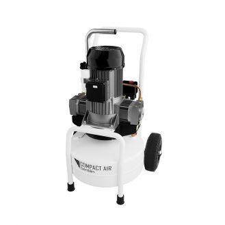 Compresor de aer fara ulei Gentilin, CSK240/24, 24 l, 1750 W, 10 bar, 240 l/min