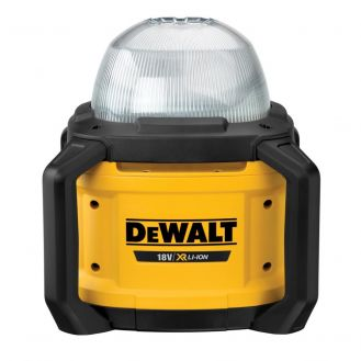 Lampa mobila cu led Dewalt DCL074, compatibila cuacumulator Li-Ion 18 V, 5000 lm