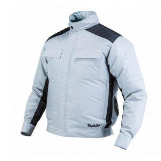 Jacheta cu ventilare Makita DFJ416ZXL compatibila acumulatori LXT 18 V, CXT 12 V, marimea, XL