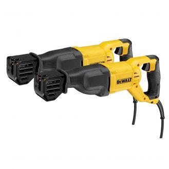 Set 2 fierastraie tip sabie Dewalt DWE305PKXL, 1100 W, 280 mm