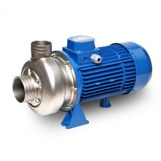 Pompa centrifugala cu turbina deschisa din inox, Ebara DWO400, 3000 W, debit 66000 l/h, inaltime refulare 18 m, trifazata