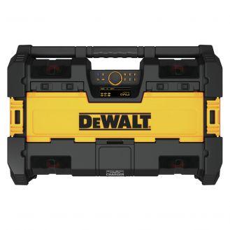 Sistem audio cu incarcator TOUGHSYSTEM Dewalt DWST1-75659, AM/FM